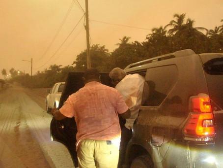 St. Vincent Volcano Relief Fund