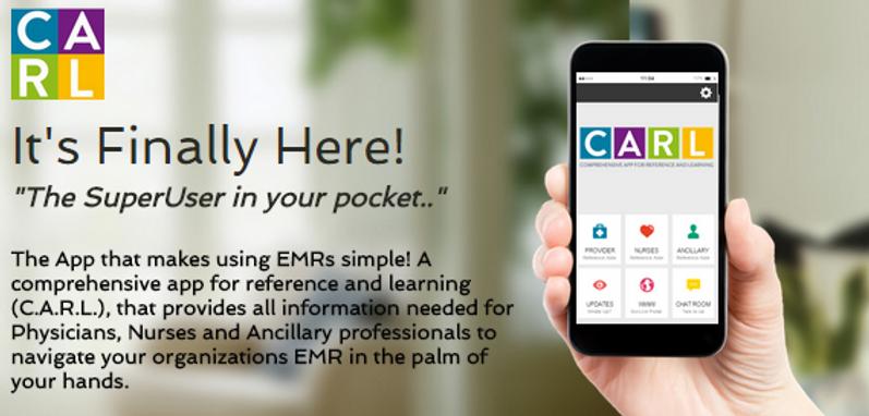 CARL App - Its Finally Here!