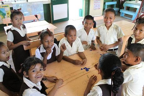 Guyanese School Kids