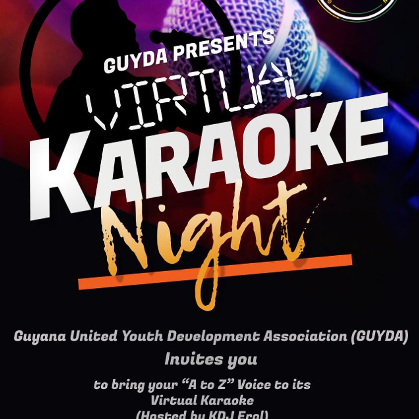 GUYDA's Virtual Karaoke