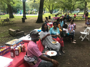 Young Adults of GUYDA Hosting Family and Friends Day