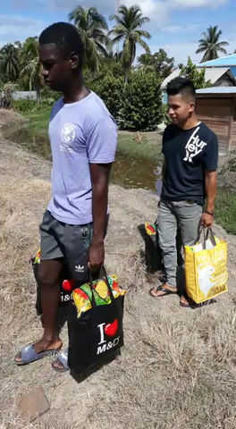 Update: (Video) Families in Charity and Jacklow express gratitude to GUYDA