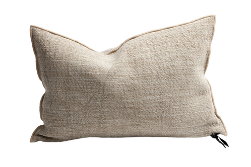 Kissen Nomade, 40 x 60 cm, naturel