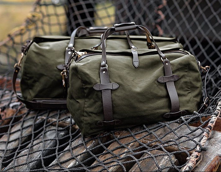 Filson Duffle medium bei Jasmin & Co. Interiors