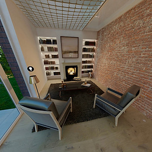 Norderney MFH Innenarchitektur  Visual