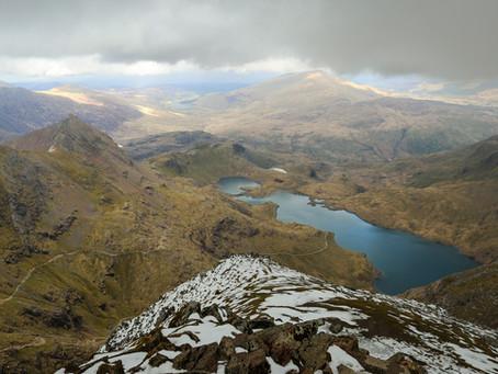 Snowdon, Wales legmagasabb csúcsa