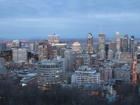 Bonjour, hi! - Montréalból jelentkezem