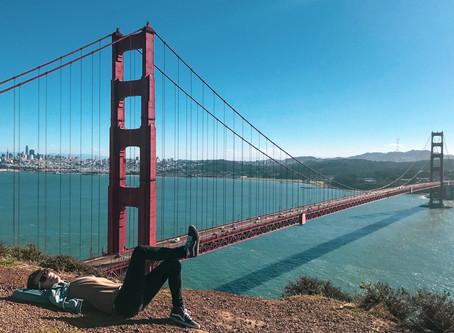 Hippi kirándulás San Franciscóban