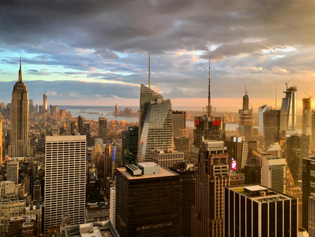 Útinapló - Először New Yorkban