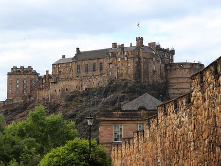 Mesébe illő városnézés Edinburgh-ban