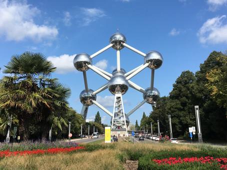 Egynapos kirándulás Brüsszelben