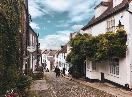 Dél-Anglia rejtett kincse: Rye