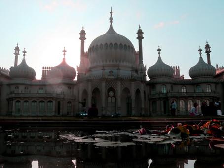 Brighton, az angol tengerpart gyöngyszeme