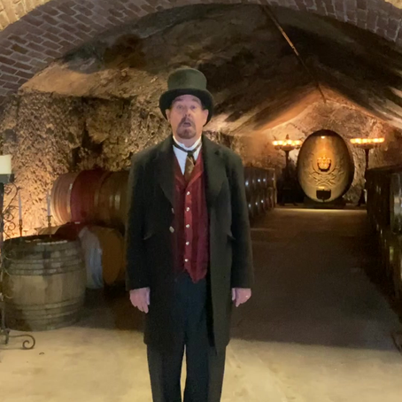 MEET THE COUNT FROM BUENA VISTA WINERY