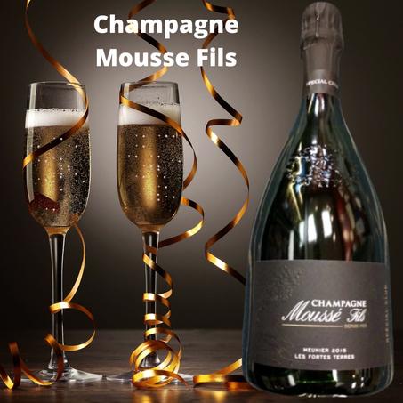 🍾  New Champagne  🥂