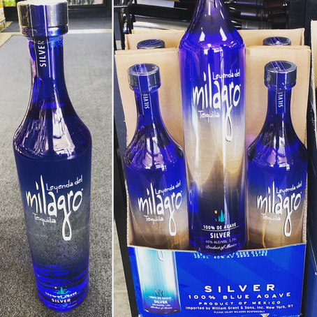 MILAGRO TEQUILA IS HERE!