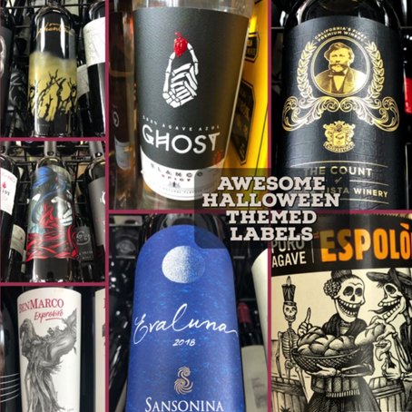 Awesome Labels For Halloween