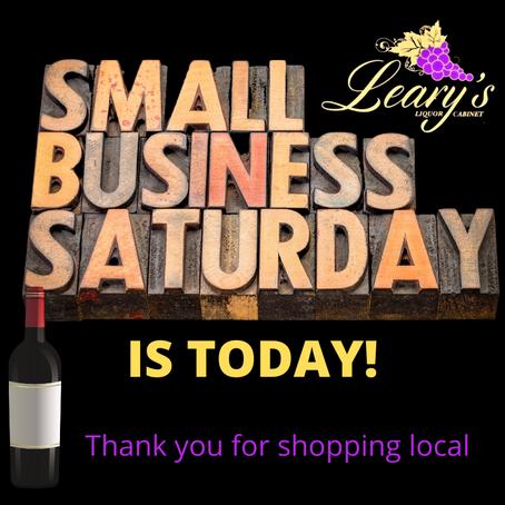 Small Business Saturday, Nov 28th