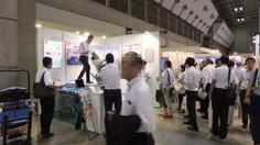 防災EXPOに(2017年7月26日~28日)出展いたしました