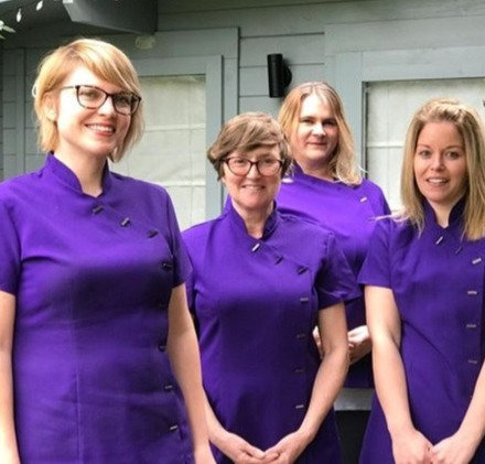 A team of experienced, knowledgeable therapists