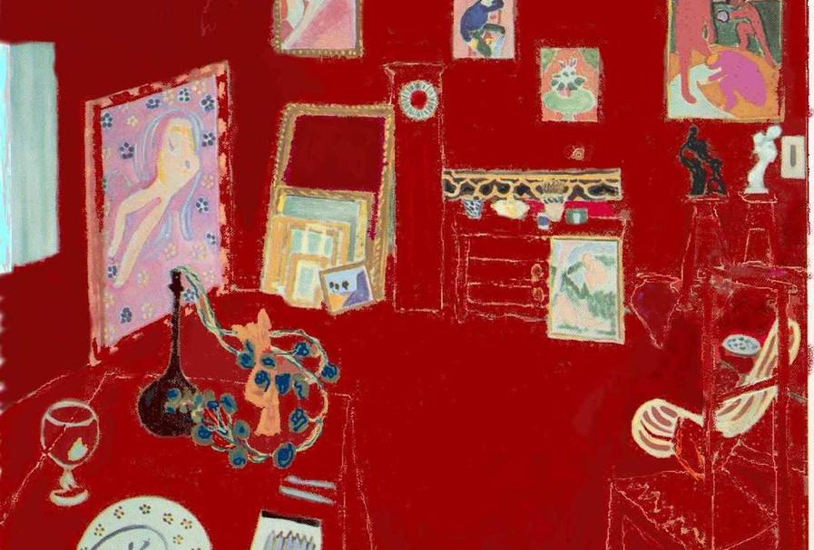 L'atelier rouge