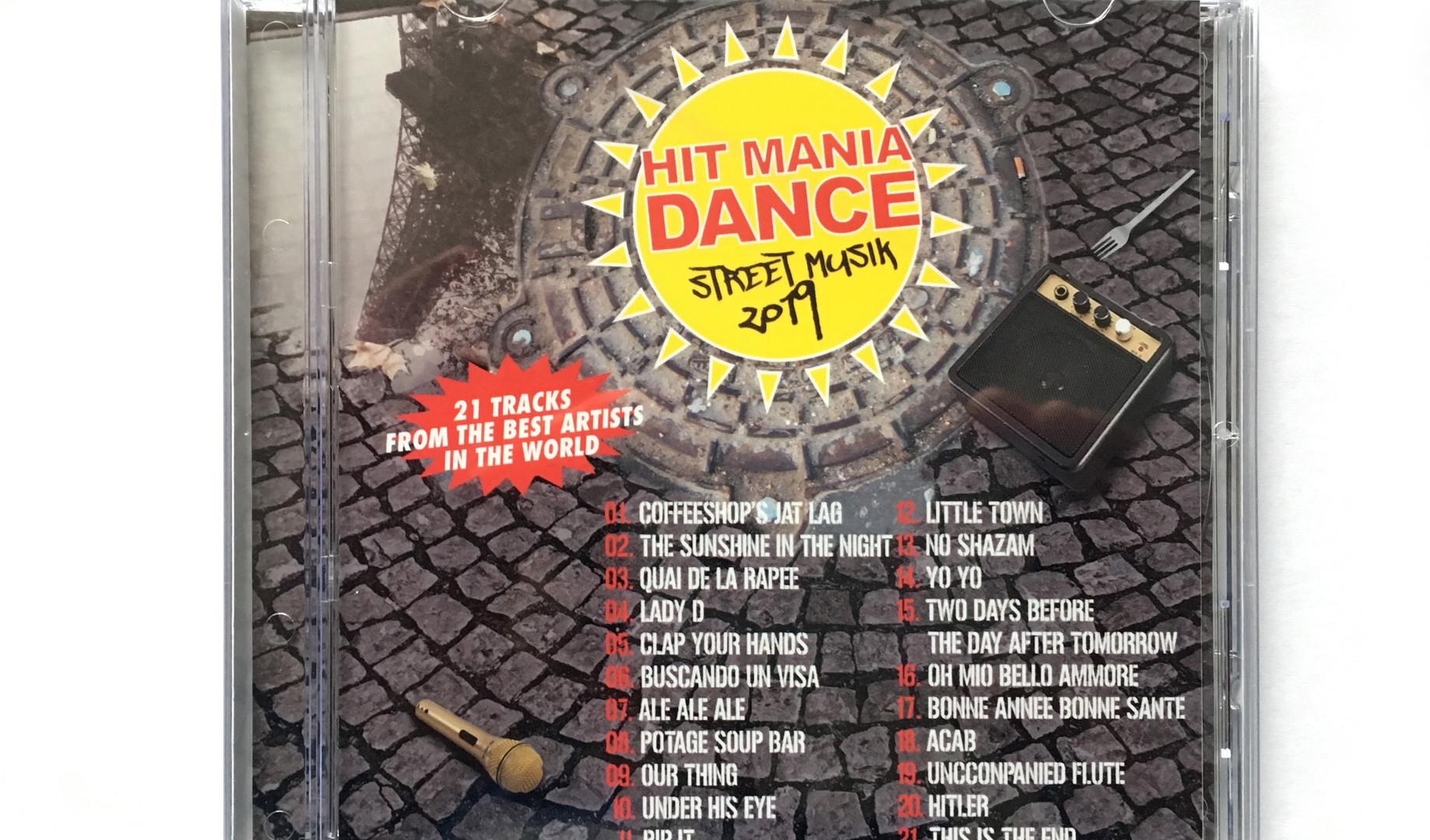 urban sound #5 (hit parade)