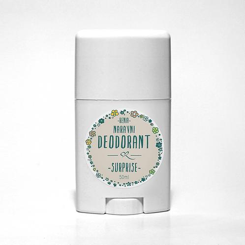 Naravni deodorant -SURPRISE-