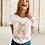 Thumbnail: Ženska telirana BIO majica -Beautiful-