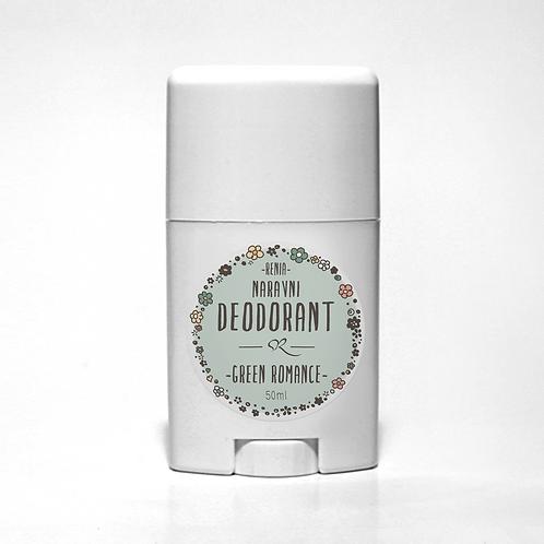 Naravni deodorant -GREEN ROMANCE-
