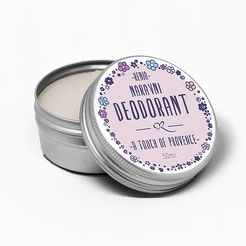 Naravni deodorant -A TOUCH OF PROVENCE-