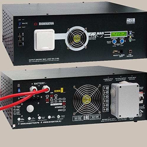 Инвертор МАП DOMINATOR 24В 9 кВт