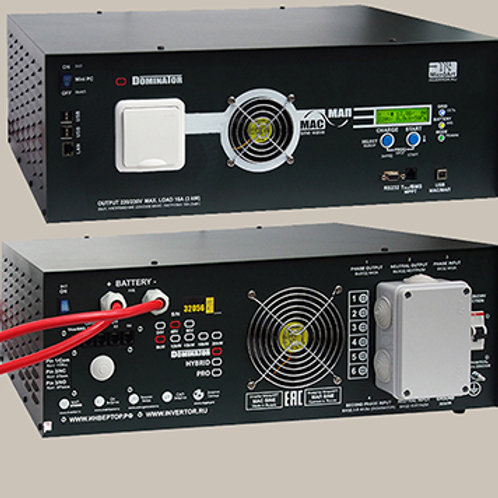 Инвертор МАП DOMINATOR 48В 20 кВт