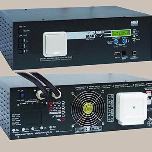 Инвертор МАП Pro 48В 6 кВт