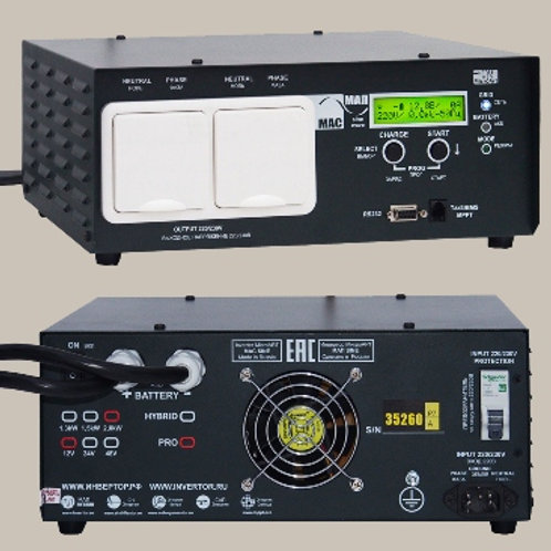 Инвертор МАП Pro 24В 2 кВт
