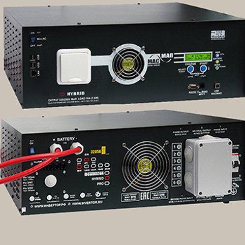 Инвертор МАП HYBRID 48В 15 кВт