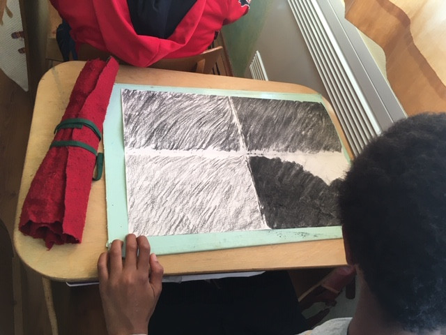 arte chiaro scuro 6 classe