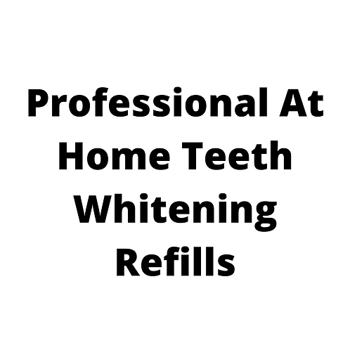 Teeth Whitening Refills