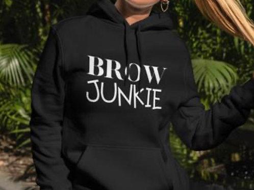 Brow Junkie Hoodie