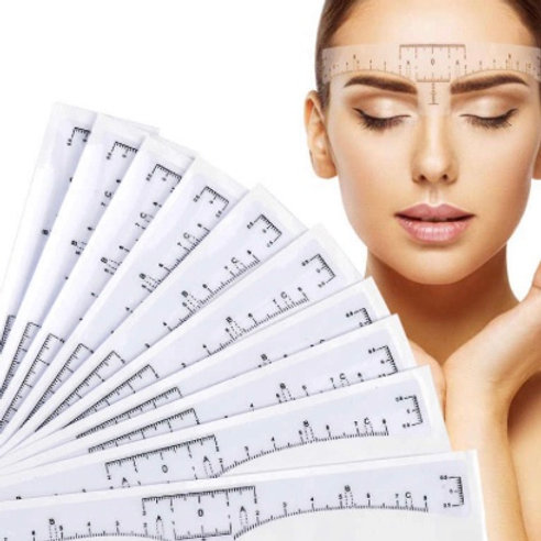 Brow Mapping Stickers (50)