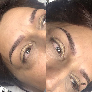 If you'd like to book for Microblading,
