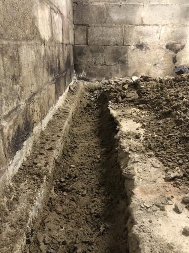 Interior Excavation