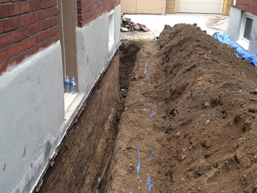 The Basics of Exterior Waterproofing