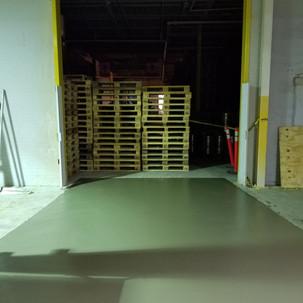Commercial Loading Dock Repair