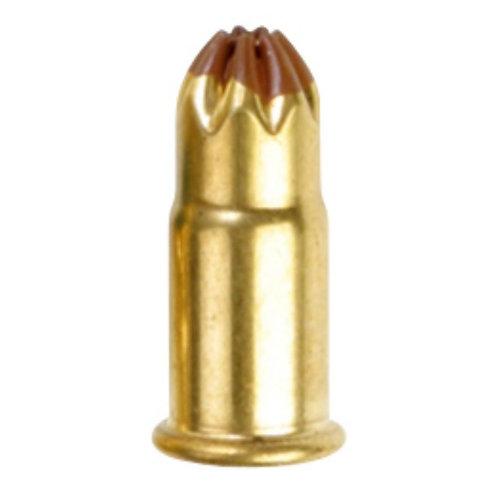 22 Cal Single Load Shot Brown (100 pc)