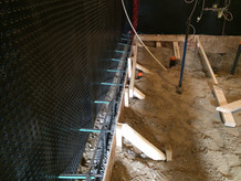 The Forming of Bench Footings