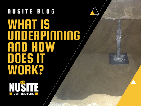 What is Underpinning and How Does it Work?