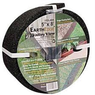 Black Edging Rubber Roll