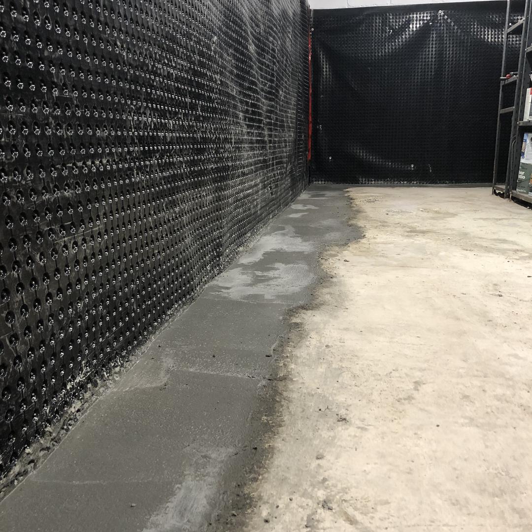 Interior Backfill /