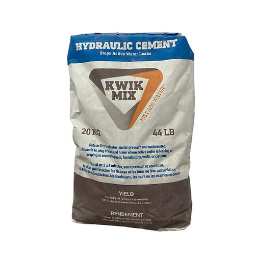 Kwik Mix Plug Stop & Hydraulic Cement