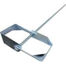 Flat Steel Mixer